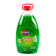 Dishwashing Liquid Lemon 4000ml (Ultra)