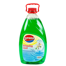 Dishwashing Liquid Lemon 4000ml
