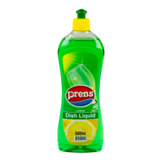 Dishwashing Liquid Lemon 500 ml