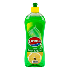 Dishwashing Liquid Lemon 1000 ml