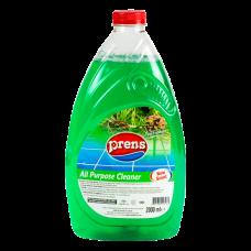 Household Cleaning Liquid Pine Freshness 2000ml
