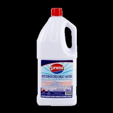 2100 ml Hydrochloric Acid